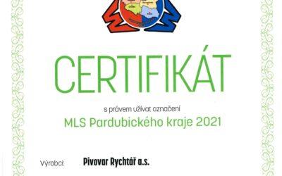Rychtář Rataj získal ocenění MLS Pardubického kraje
