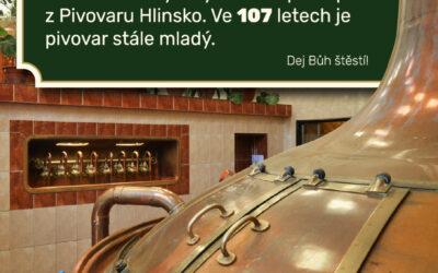 Slavíme 107. výročí prvního výstavu